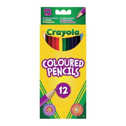Crayola Coloured Pencils 12 Pack